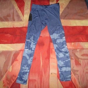 Adidas Camo Running tights